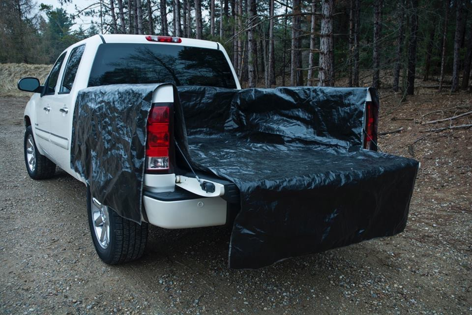 Portable Truck Bed Liner Full Size Truck Large